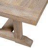 Charrell - DINING TABLE BEXHILL 300/110 - 300 X 110 - H 76 CM (image 4)