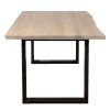 Charrell - DINING TABLE FORREST 240/100 - 240 X 100 - H 77 CM (image 3)