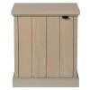 Charrell - NIGHT TABLE LANCASTER DOOR RIGHT - 50 X 40 - H 58 CM (image 1)