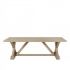Charrell - DINING TABLE KINGSTON 250/100 - 250 X 100 - H 76 CM (image 1)
