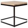 Charrell - SIDE TABLE FERRUM - 55 X 55 - H 45 CM (image 2)