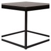Charrell - SIDE TABLE FERRUM - 55 X 55 - H 45 CM (image 5)