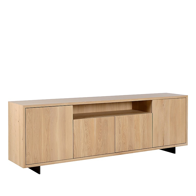 Sideboard mezzo 240 4d open charrell for Sideboard 240
