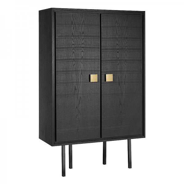 Charrell - CABINET DUNDEE 2P - 110 X 45 - H 180 CM (image 3)