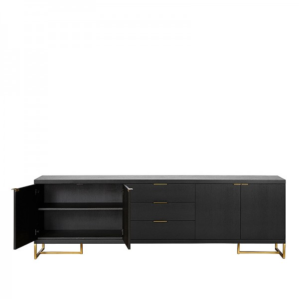 Charrell - SIDEBOARD MOXY 4D/3DR - 250 X 40 H 80 CM (image 3)