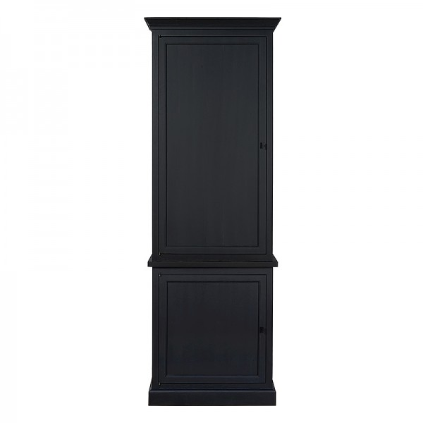 Charrell - BOOKCASE CORBY 80 - DOOR LEFT/RIGHT - 80 X 40 H 235 CM (image 1)