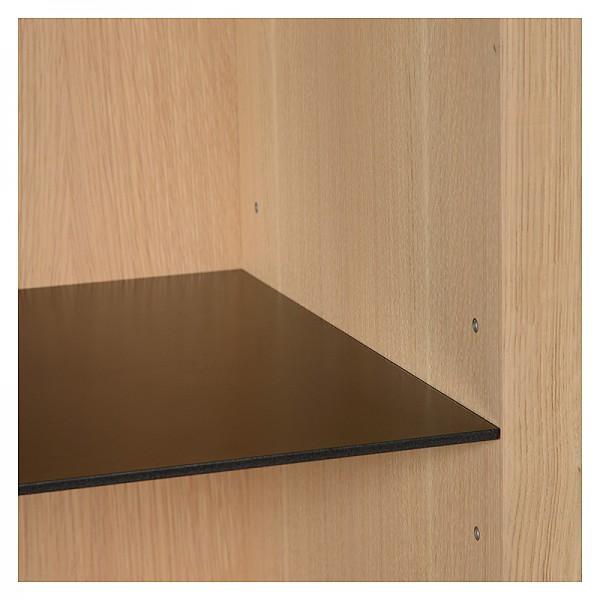 Charrell - BOOKCASE LEXON 55 OPEN-DOOR LEFT/RIGHT - 55 X 40 - H 245 CM (image 4)