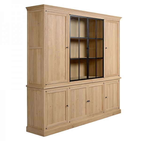 Charrell - CABINET CORBY 4 PARTS 240 - 240 X 51 - H 235 CM (image 3)