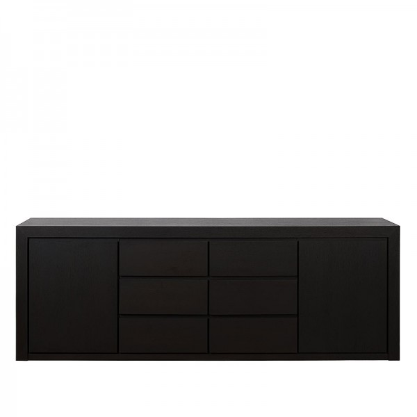 Charrell - SIDEBOARD METRO 235 - 2D/6DR - 235 X 50 - H 84 CM (image 1)