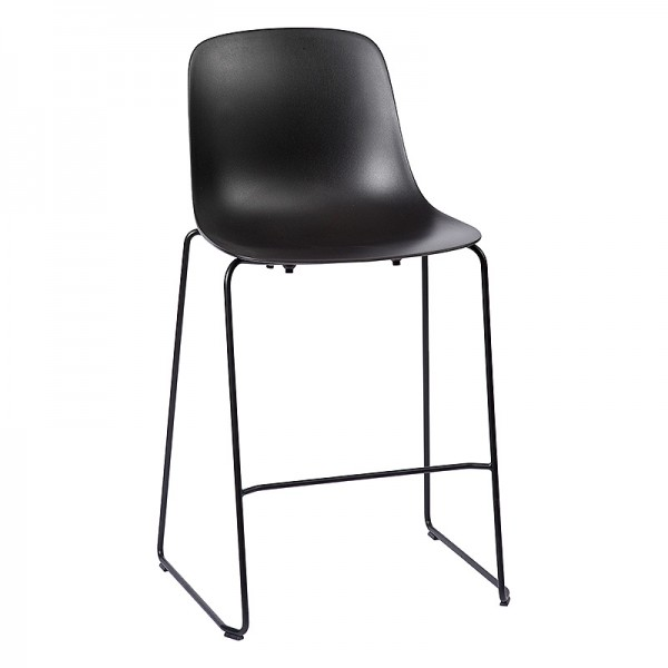Charrell - COUNTER CHAIR PURE LOOP - 47 X 53 H 101 CM (image 1)