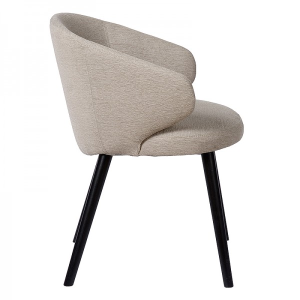 Charrell - ARMCHAIR LUCCA - 56 X 57 H 75 CM (image 3)