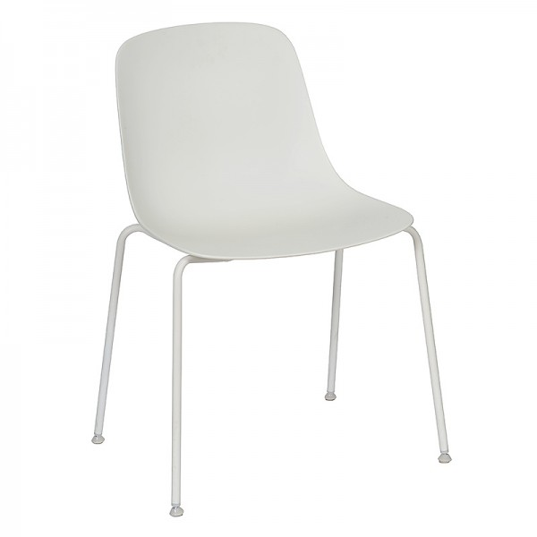 Charrell - CHAIR PURE LOOP MONO - 57 X 47 H 82 CM (image 1)