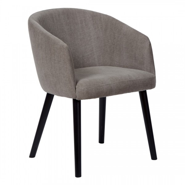 Charrell - ARMCHAIR LOUISE - 56 X 62 - H 77 CM (image 1)