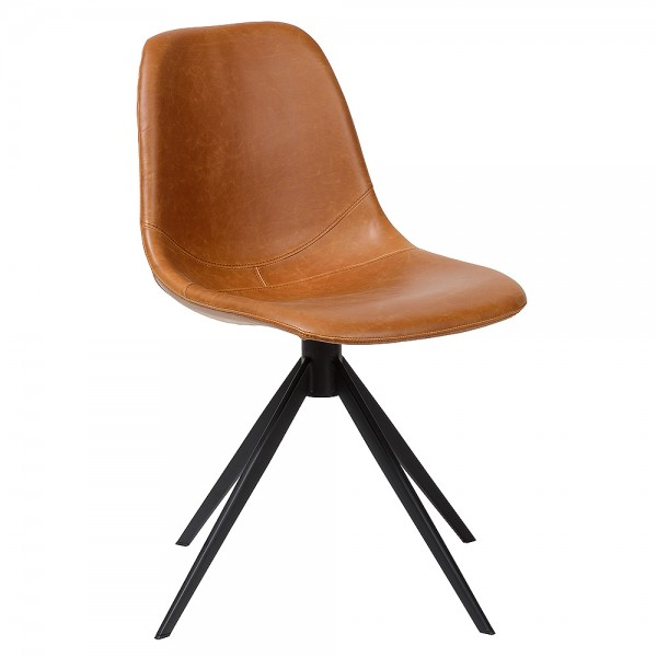 Charrell - CHAIR FLINT TURNING - 48 X 54 - H 84 CM (image 2)