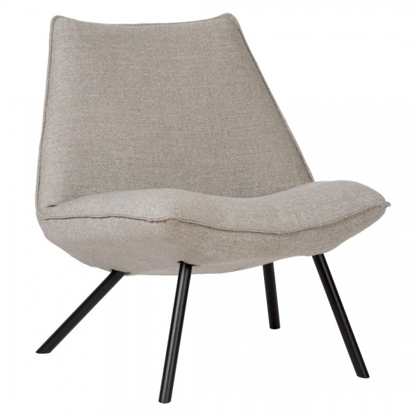 Charrell - FAUTEUIL IPSWICH - 82 X 80 - H 84 CM (image 1)