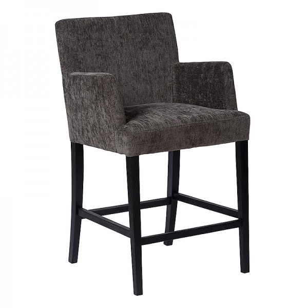 Charrell - ARMCHAIR ARAGON COUNTER H65 - 60 X 60 - H 105 CM (image 1)