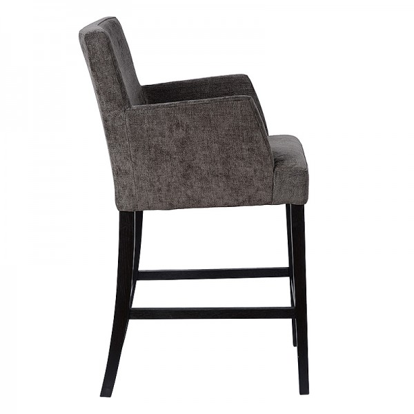 Charrell - ARMCHAIR ARAGON COUNTER H65 - 60 X 60 - H 105 CM (image 3)