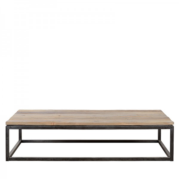 Charrell - COFFEE TABLE VINTAGE 160/80 - 160 X 80 - H 38 CM (image 1)