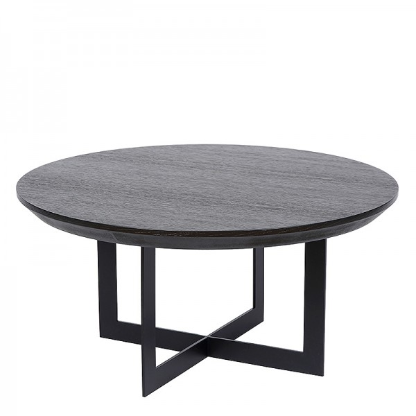 Charrell - COFFEE TABLE DRAKE - DIA 100 H 34/41 CM (image 2)