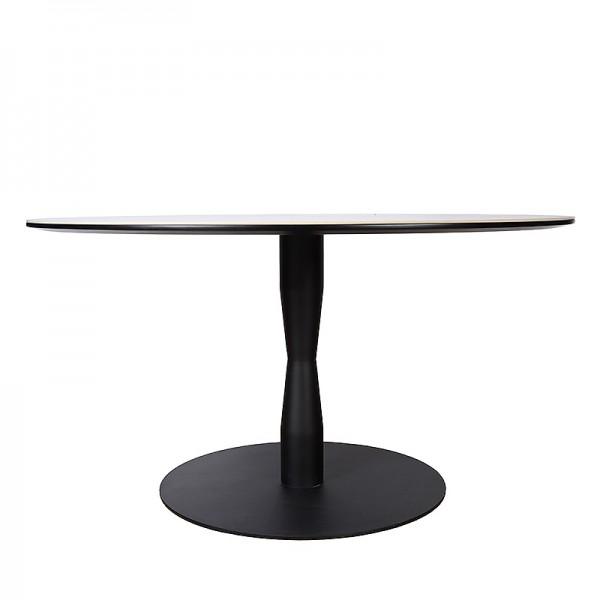 Charrell - DINING TABLE TINY - DIA 140 H 75 CM (image 3)