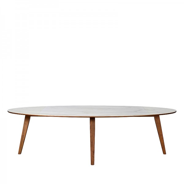 Charrell - DINING TABLE GRANVELLE - 280 X 120 H 75 CM (image 1)