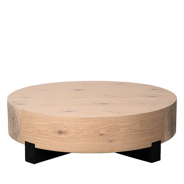 Charrell - COFFEE TABLE ASRA - 100 x 100 H 30 CM (image 2)