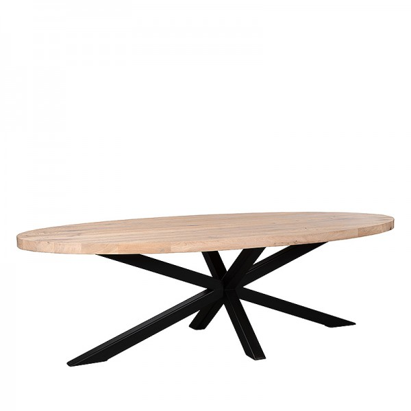 Charrell - DINING TABLE DORIN - 260 x 120 H 77 CM (image 2)
