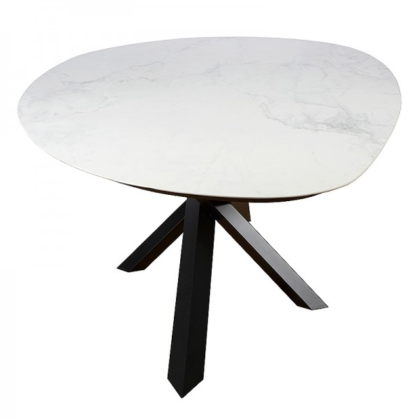 Charrell - DINING TABLE MADRID - 290/140 - CER 75 MAT - 290 X 140 H 75 CM (image 4)