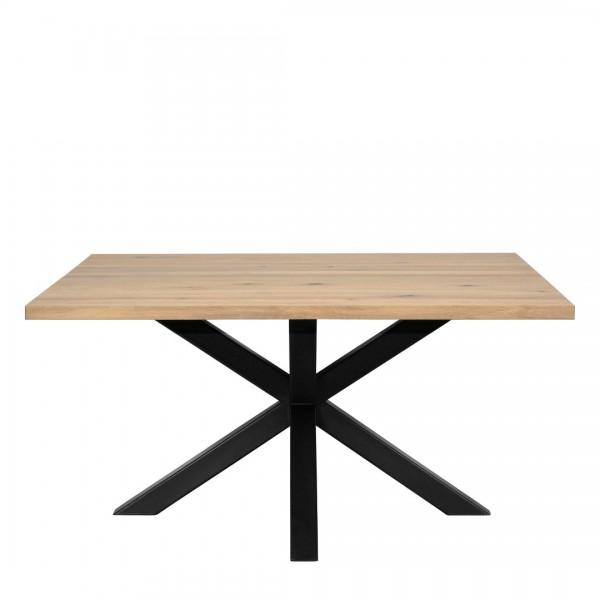 Charrell - DINING TABLE ARTHUR - 130 X 130 - H 76 CM (image 1)