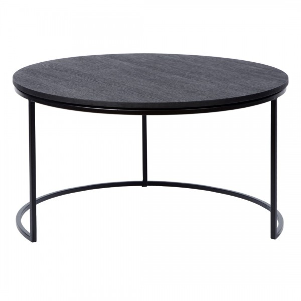 Charrell - COFFEE TABLE TODD - OPEN - DIA 60 - H 44 CM (image 1)