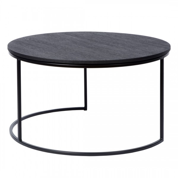Charrell - COFFEE TABLE TODD - OPEN - DIA 80 - H 44 CM (image 2)