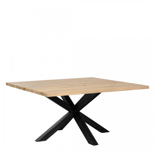 Charrell - DINING TABLE ARTHUR - 150 X 150 - H 76 CM (image 2)
