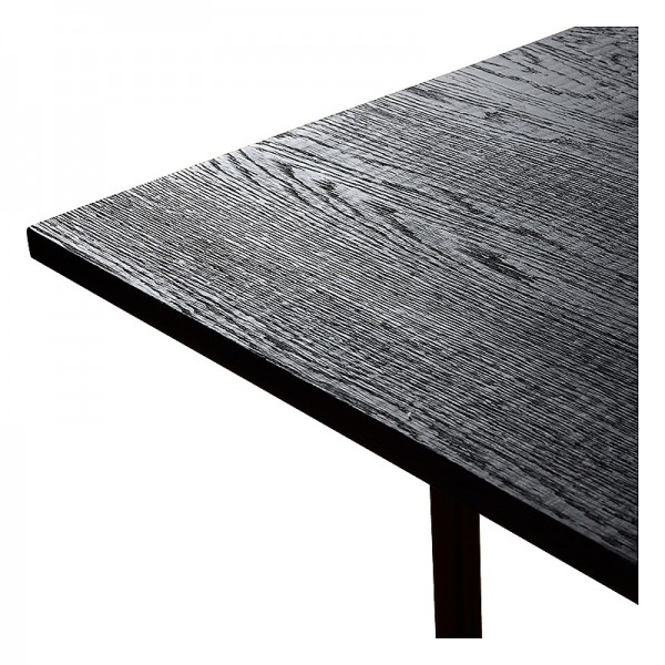 Charrell - DINING TABLE ZILTON 180/90 - 180 X 90 - H 76 CM (image 4)