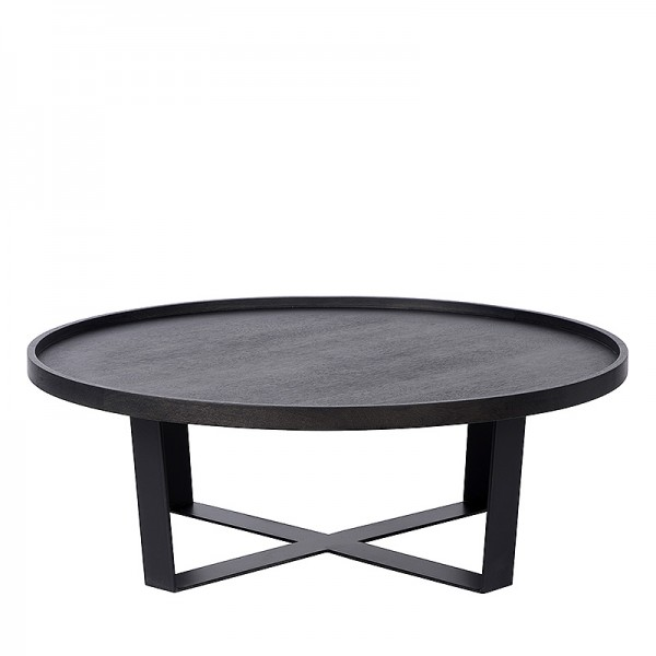 Charrell - COFFEE TABLE DIABOLO - 90 X 90 - H 38 CM (image 1)