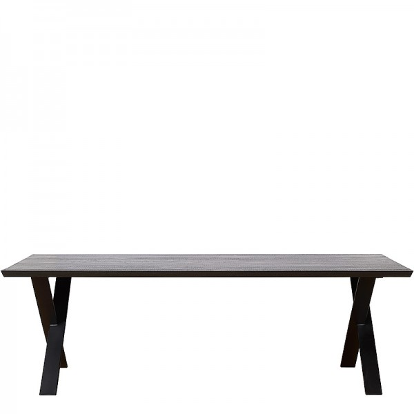 Charrell - DINING TABLE MARTIN 240/100 - 240 X 100 - H 76 CM (image 1)