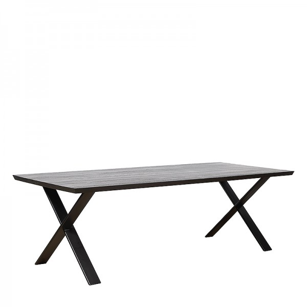 Charrell - DINING TABLE MARTIN 240/100 - 240 X 100 - H 76 CM (image 2)