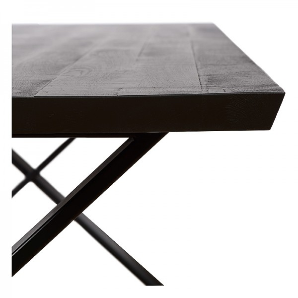 Charrell - DINING TABLE MARTIN 240/100 - 240 X 100 - H 76 CM (image 4)