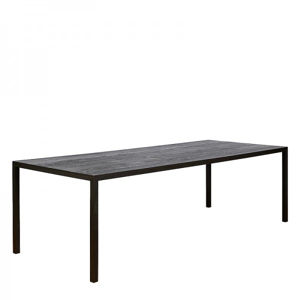 Charrell - DINING TABLE MAY 180/90 - 180 X 90 - H 76 CM (image 3)