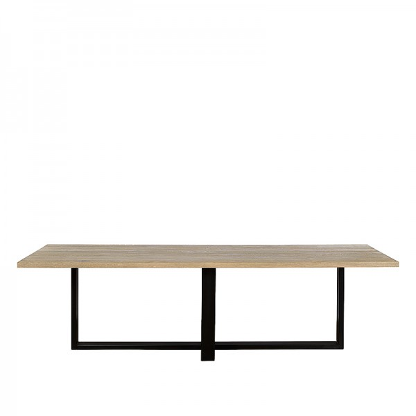 Charrell - DINING TABLE WOODLAND - 200 X 100 H 76 CM (image 1)