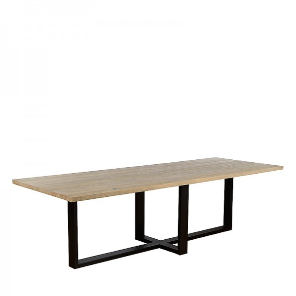 Charrell - DINING TABLE WOODLAND - 200 X 100 H 76 CM (image 3)