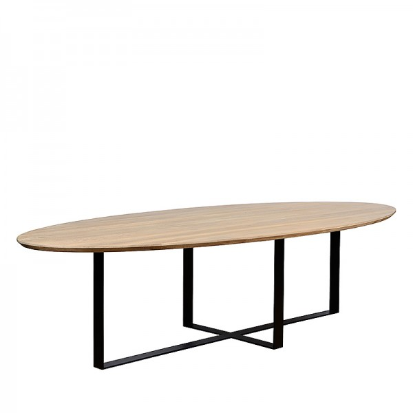 Charrell - DINING TABLE SPENCER - 260 X 123 H 76 CM (image 2)