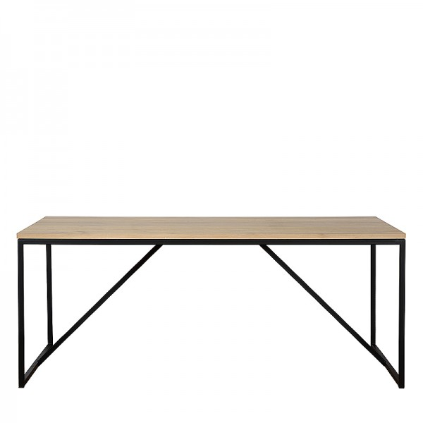 Charrell - DINING TABLE FERRUM COUNTER 220/90 - 220 X 100 - H 90 CM (image 1)