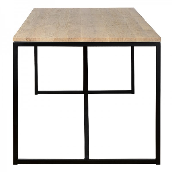 Charrell - DINING TABLE FERRUM COUNTER 220/90 - 220 X 100 - H 90 CM (image 2)