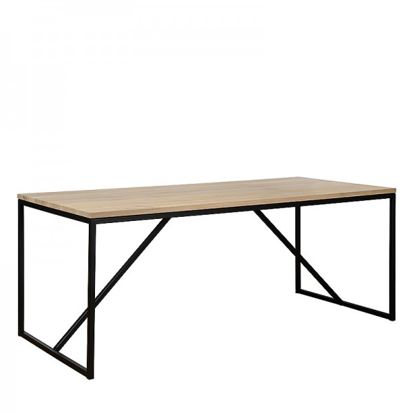 Charrell - DINING TABLE FERRUM COUNTER 220/90 - 220 X 100 - H 90 CM (image 3)