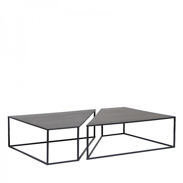Charrell - COFFEE TABLE BRO S/2 - 150 X 100 H 35 CM (image 2)