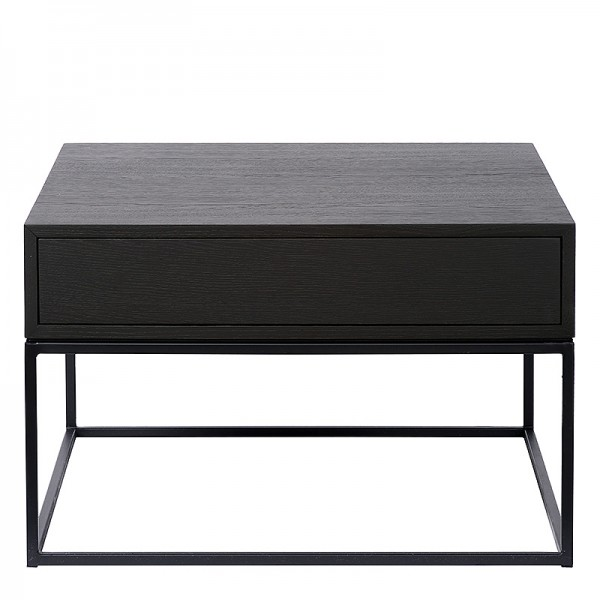 Charrell - SIDE TABLE FLINN 70/70 - 1DR - 70 X 70 H 45 CM (image 1)