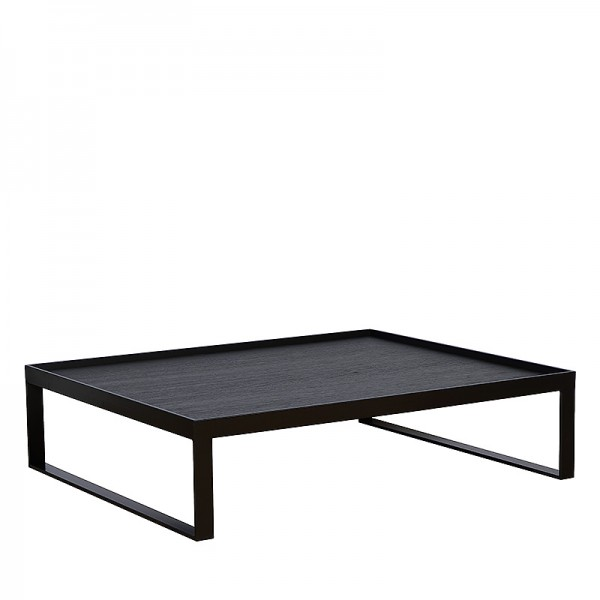 Charrell - COFFEE TABLE MADDOX 80/80 - 80 X 80 - H 30 CM (image 2)