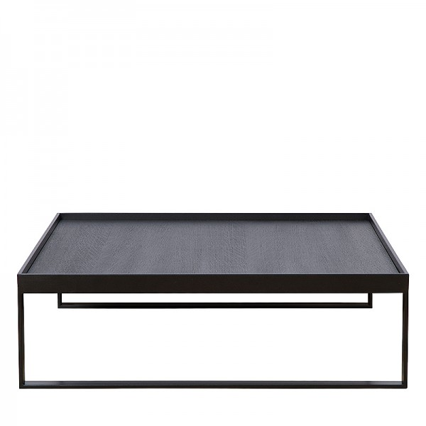 Charrell - COFFEE TABLE MADDOX 80/80 - 80 X 80 - H 30 CM (image 3)