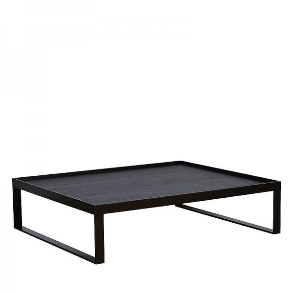 Charrell - COFFEE TABLE MADDOX 120/100 - 120 X 100 - H 30 CM (image 2)