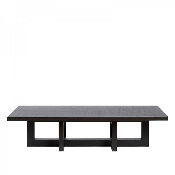 Charrell - COFFEE TABLE TERSAGO 160/80 - 160 X 80 - H 38 CM (image 1)
